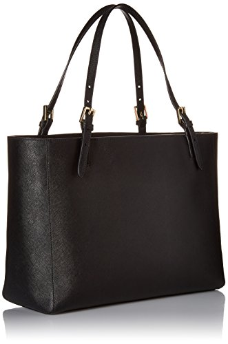 72be8f275276 Tory Burch York Buckle Tote – Black